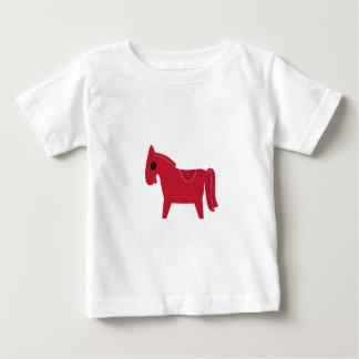 少しユニコーンの元のスケッチ ベビーTシャツ