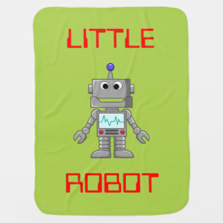少しロボットベビーブランケット ベビー ブランケット