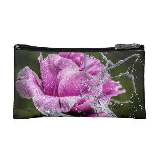 少し化粧品のバッグ コスメティックバッグ