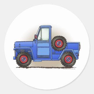 少し四輪小型トラック ラウンドシール