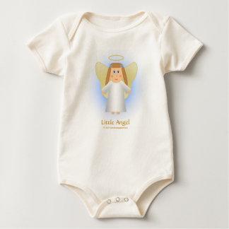 少し天使のTシャツ ベビーボディスーツ