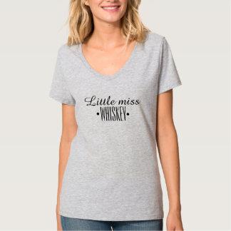 少し失敗のウィスキー Tシャツ