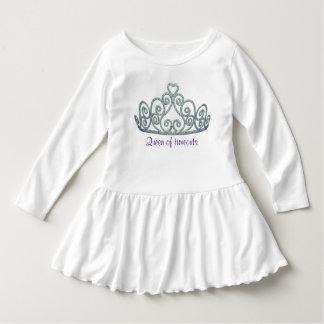 少し失敗の女王 ドレス