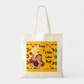 少し愛虫の子供部屋のテーマ トートバッグ