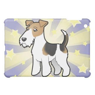 少し星ワイヤーフォックステリア犬 iPad MINI CASE