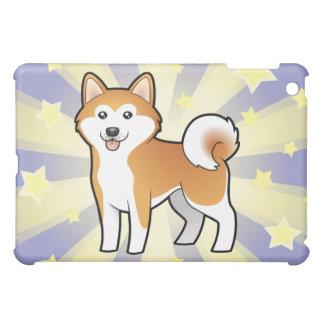 少し星秋田Inu/柴犬 iPad Mini Case