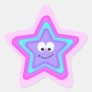 少し星 星シール