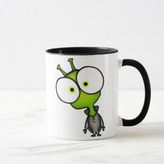 少し火星人 マグカップ