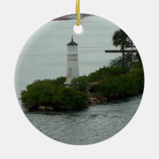 少し灯台 セラミックオーナメント