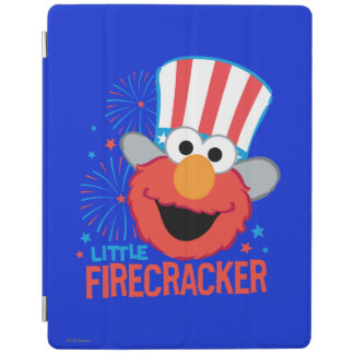 少し爆竹Elmo iPadスマートカバー