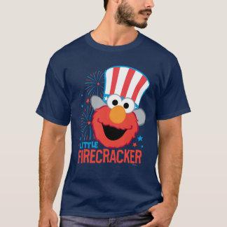 少し爆竹Elmo Tシャツ