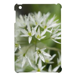 少し白い星によっては写真が開花します iPad MINIケース
