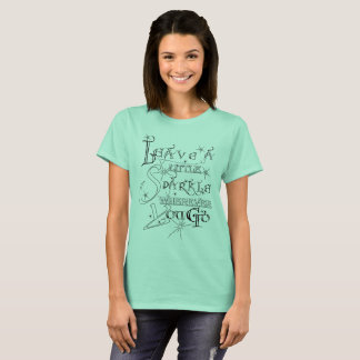 少し輝きを残して下さい Tシャツ