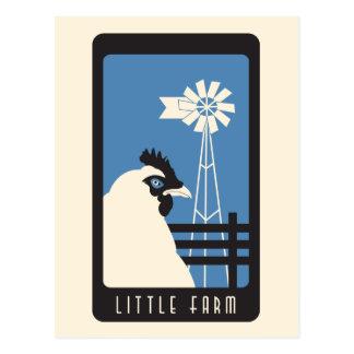 少し農場の郵便はがき ポストカード