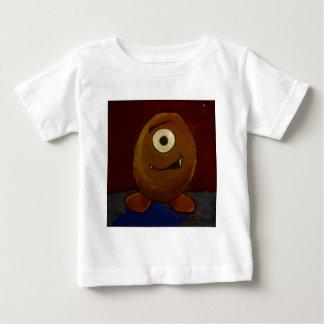 少しmuncherの知識人 ベビーTシャツ