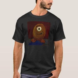 少しmuncherの知識人 tシャツ