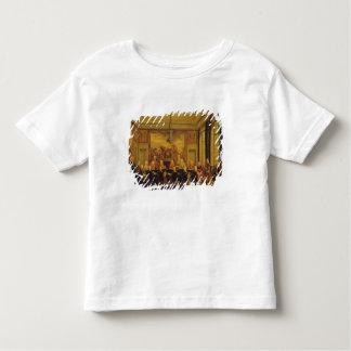 少数のための執権期間の議会 トドラーTシャツ