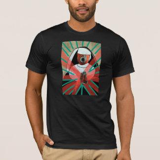 尼僧のハート Tシャツ