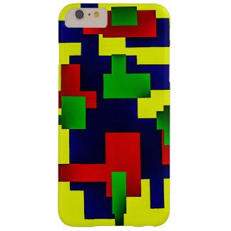 尾行された一見の電話カバー BARELY THERE iPhone 6 PLUS ケース