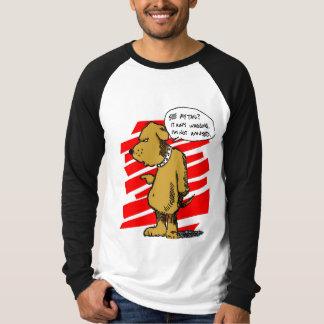 尾Aintの私の振動 Tシャツ