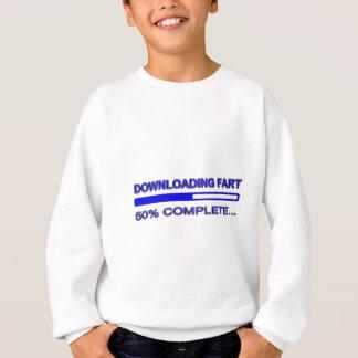 屁のダウンロード スウェットシャツ