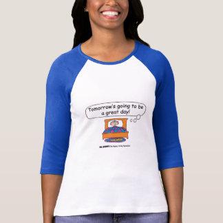 居心地のよいPJの上 Tシャツ