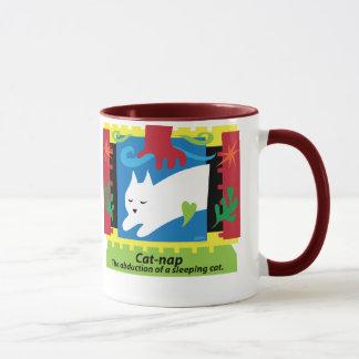 居眠りのコップ マグカップ
