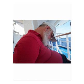 居眠りの巡洋艦 ポストカード
