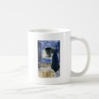 居間1907年のエスター コーヒーマグカップ