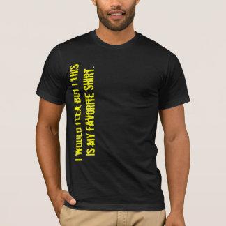 屈曲のワイシャツ Tシャツ