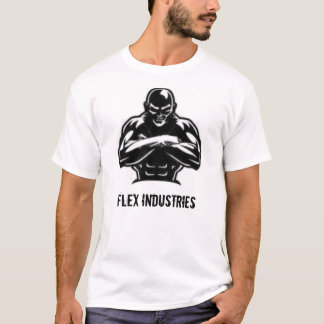 屈曲の漫画、屈曲の企業 Tシャツ