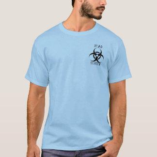 屈曲Sheridan及び死んだ空腹のファンのための人のティー! Tシャツ