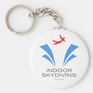 屋内Skydiving キーホルダー