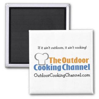 屋外の料理チャネルの磁石 マグネット