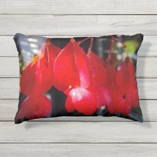 屋外の花の枕 アウトドアクッション