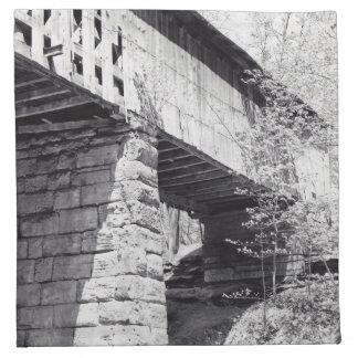 屋根付橋 ナプキンクロス