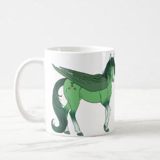 屋根裏のペガソスのマグ コーヒーマグカップ