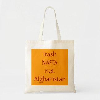 屑NAFTA トートバッグ