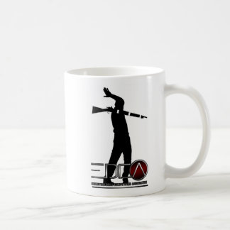 展覧会のドリルの競争連合のマグ コーヒーマグカップ