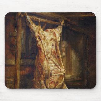 屠殺されたウシ1655年 マウスパッド