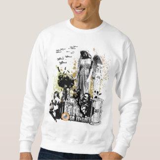 屠殺場5のベクトル芸術 スウェットシャツ