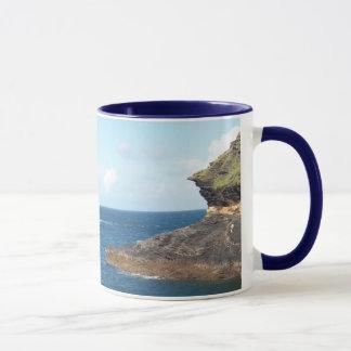 山および川 マグカップ