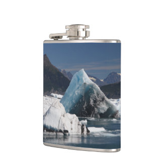 山および氷 フラスク