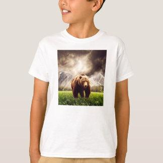 山くま Tシャツ