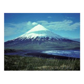 山のクリーブランドの火山、4つの山の島、 ポストカード