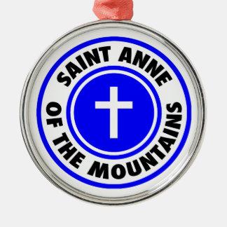 山のセントアン メタルオーナメント