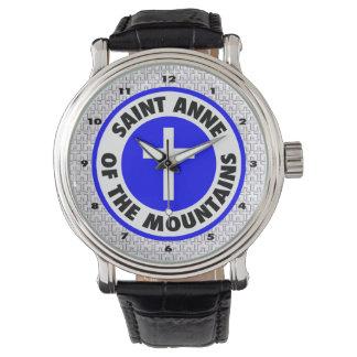山のセントアン 腕時計