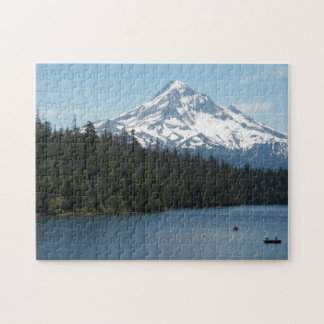 山のフードの写真 ジグソーパズル