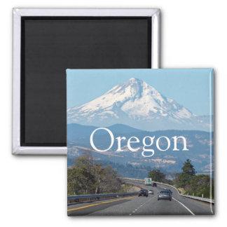 山のフード、オレゴンの磁石 マグネット
