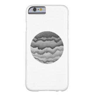 山の円 BARELY THERE iPhone 6 ケース